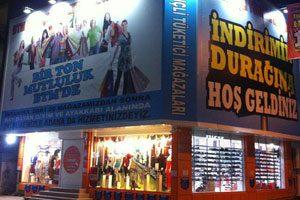 BTM Adana Mağazası
