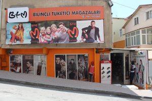 BTM Çayırova Mağazası