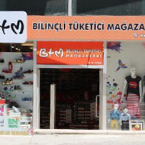 BTM Bağlarçeşme Mağazası