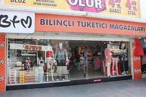 BTM Esenler Mağazası