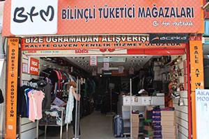 BTM Fatih Mağazası