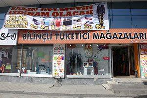 BTM Mahmutbey Mağazası