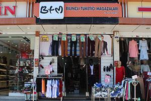 BTM Sultanbeyli Mağazası
