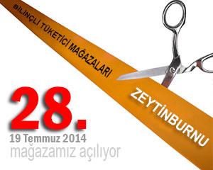 BTM Mağazaları Zeytinburnu Açılış