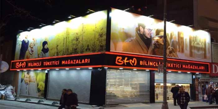 BTM Bilinçli Tüketici Mağazaları şimdi de Sefaköy'de!